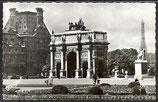 AK Paris, L'Arc de Triomphe du Carrousel   40/27