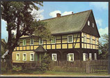 AK Lidová architetura, ein Fachwerkhaus in Arnoltice    57/11