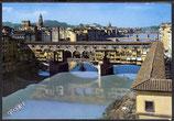 AK Florenz die alte Brücke    z16