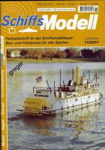 Schiffsmodell 11/01 a