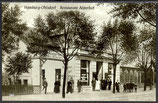 AK Hamburg-Olsdorf, Restaurant Alsterhof    44/34