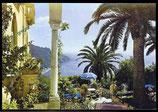 Ak Ravello der Garten des Hotels Palumbo     62/40