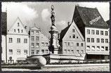AK Landsberg Hauptplatz Marienbrunnen    43/49