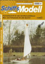 Schiffsmodell 7/04 a