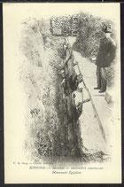 AK Hippone Algerie, Monument Égyptien  30/45