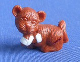 Faszinierendes Afrika von 1995  Ersatzzeil Löwenbaby dunkel    2x