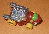 Formel 1 der Tiere  von 1995 - Power Bello - mit BPZ Nr. 631 485 - 7x