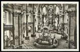 AK Vierzehnheiligen, Inneres der Basilika    63/47