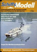 Schiffsmodell 7/84 b