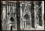 AK Strasbourg La Cathédrale, tes Portails    1-l