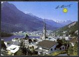 AK St. Moritz Panorama    z30