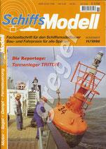 Schiffsmodell 11/98 b