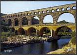AK  En Pays Romain. Le Pont du Gard    55m
