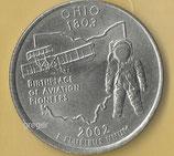 QUARTER DOLLAR - Ohio von 2002  -   1x