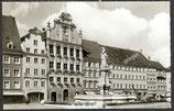 AK Landsberg, Rathaus mit Marienbrunnen     55/29