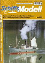 Schiffsmodell 3/01 a