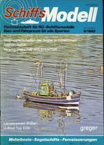 Schiffsmodell 9/82 c