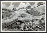 AK Bovalhütte mit Persgletscher   37/15  gebo