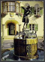 AK Mozartbrunnen in St. Gilgen    53/23