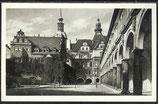 AK Deutsches Reich Dresden Stallhaus am Schloß   12/45