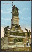 AK Rüdesheim Germania Nationaldenkmal   20/45