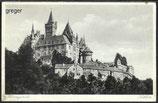 AK Deutsches Reich Wernigerode, Schloß     61j