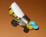 Crazyracer - von 1994   Bienen-Dragster - mit BPZ Nr. 612 405 - 4x
