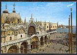 AK Venedig, Kleiner Platz S. Markus    49/10