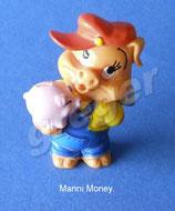 Pinky Piggys von 2000  -Manni Money  - ohne BPZ  -   1x