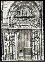 AK Chartres, La Cathédrale Portal    58/30