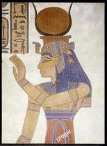 AK Die Meister, Aus dem Grab des Prinzen Amenherkhepeshef: die Göttin Isis   65/13
