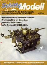 Schiffsmodell 6/88 c  abl