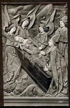 AK Münnerstad, Pfarrkirche, Grablegung der Heiligen Magdalena  74/33