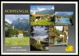AK Schwangau im Ostallgäu, Mehrbildkarte    27-l