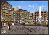 AK Amsterdam, National Denkmal    49/15
