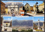 AK Alpenstadt Innsbruck Tirol Mehrbild  29/36