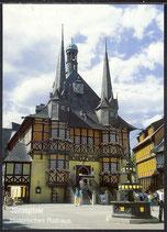 AK  Wernigerode Hist. Rathaus   26/8