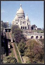 AK Paris La Basilique du Sacré-Cœur    t 5