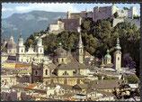 AK Salzburg, Altstadt, Panorama   27/50