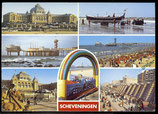 AK Scheveningen Mehrbildkarte  64/41