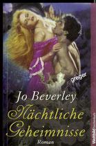 TB  Nächtliche Geheimnisse von Jo Beverley