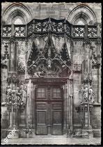 AK Strassbourg La Cathédrale    60/21