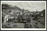 AK D. Reich von 1940  Homburg, Panorama   32/4