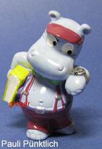 Die Happy Hippo Companie von 1994  - Pauli Pünktlich  - ohne BPZ   -  1x