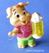 Pinky Piggys von 2000  - Hansi Halogenius  - ohne BPZ  - 2x