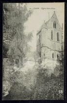 AK Caen Eglise Saint-Quen    91/18