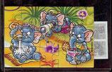 Ü-Ei Puzzle Nr.1  Funny Fanten unten rechts  -  3x