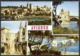 AK Avignon, Mehrbildkarte    85n