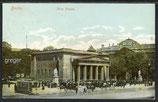 AK Deutsches Reich, Berlin, Neue Wache, vom 13.10.1906    1f