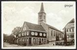 AK Deutsches Reich, Waldmichelbach i. Odw., Kath. Kirche    87i